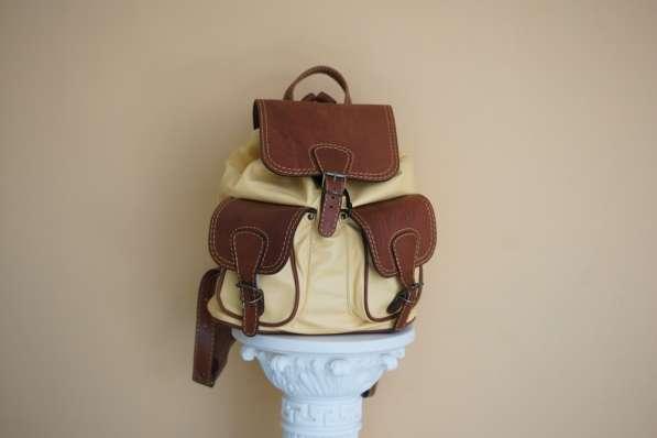 Самые необычные сумки и рюкзаки из кожи. Доставка Бесплатно! в Москве фото 4