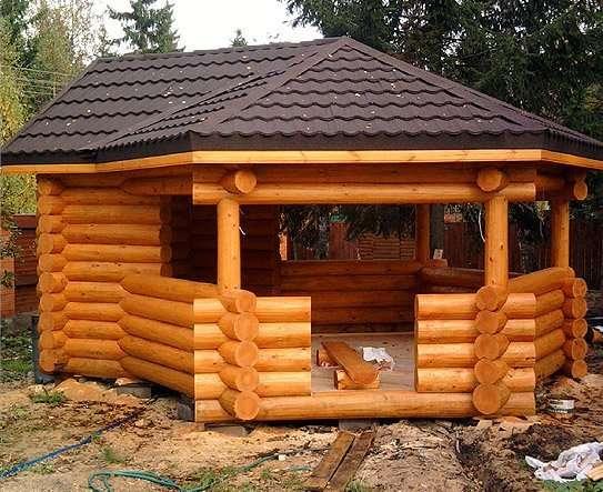 Отделочные работы в деревянных домах