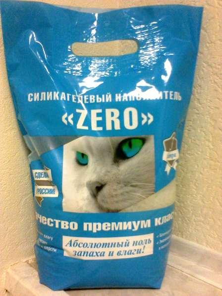 Силикагелевый наполнитель Зеро для кошачьего туалета в Челябинске фото 4