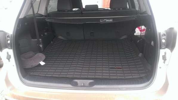 Коврики багажника Weathertech для Toyota Highlander 2014