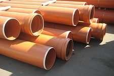 Купить трубу для внутренней, наружной НПВХ канализации.