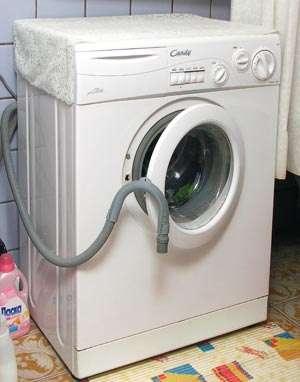 Установка стиральных машин в Оренбурге