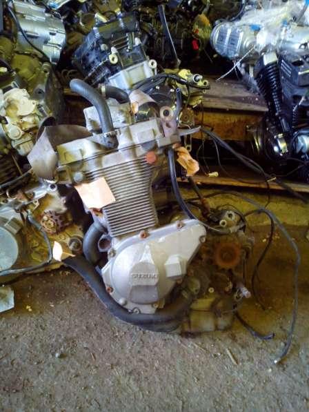 Двигатель SUZUKI BANDIT GSF 400