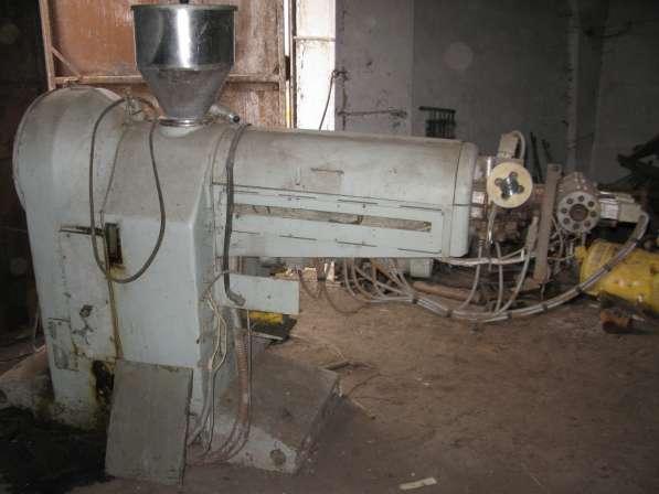 Продам экструдер 63 линия кабеля, труб, шлангов из полимеров