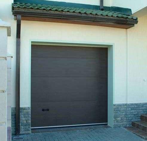 Ворота гаражные Алютех серии Classic