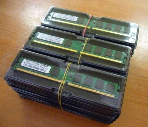 Модуль памяти DDR2 1Гб
