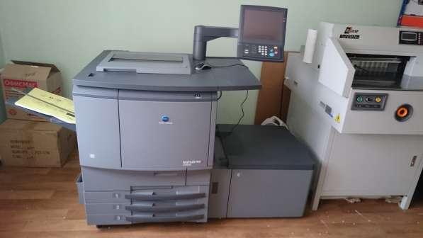 Печатная машинка Konica Minolta