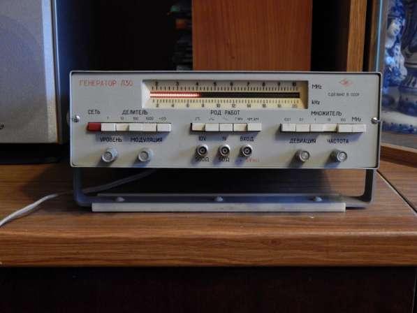 Генератор радиолюбителя