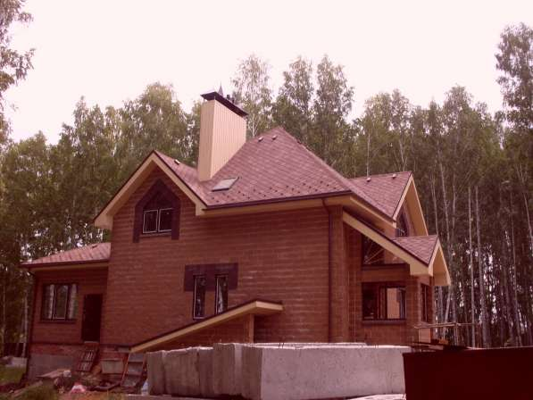 построим дом из дерева