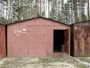 Продам гараж металлический в ГСК