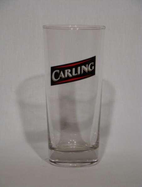 Брендированный бокал для пива Carling ( Карлинг ) 0.5 литра