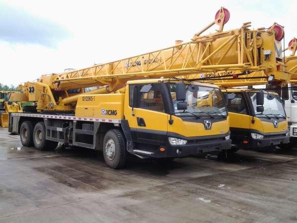 Аренда автокрана 25 тонн 47 метров