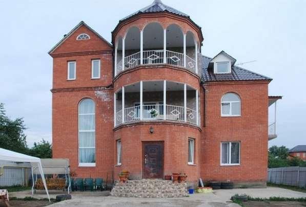 Продается 3-х этажный кирпичный дом деревня Андреевское