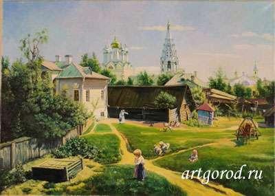 Картины в Москве