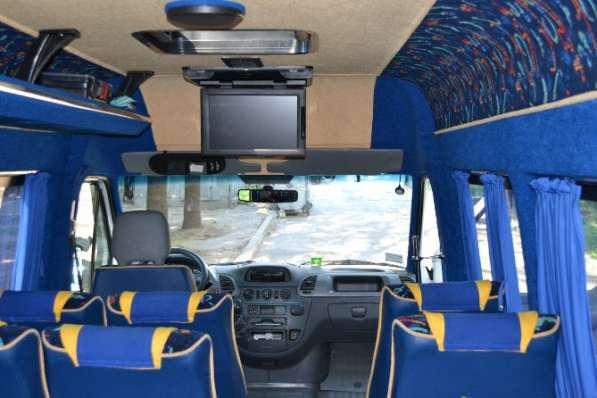 "Микроавтобус ""Mersedes Sprinter 313"" - (20 мест)"