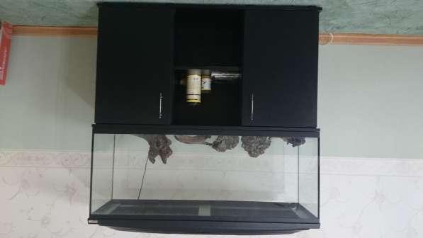 продам аквариум б/у в отличном состоянии (250 л)
