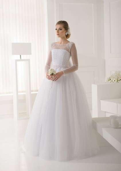Новые свадебные платья из салона в Нижнем Новгороде фото 10