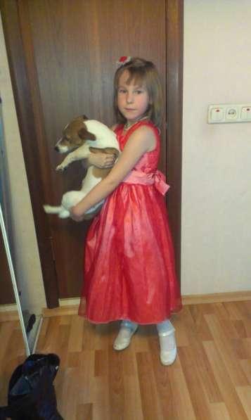 Праздничное платье и болеро для девочки 134-140см