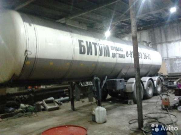 Цистерна битумовоз