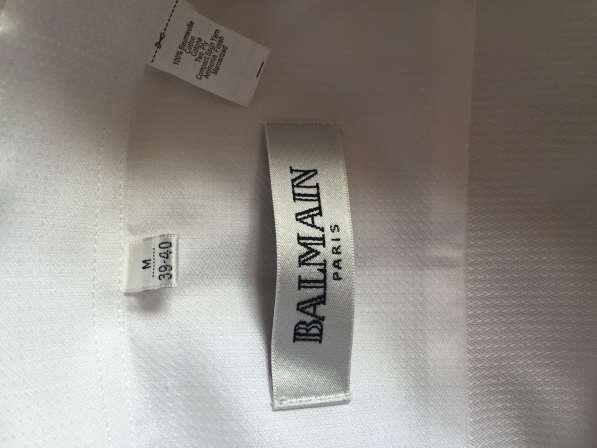 Рубашки Balmain