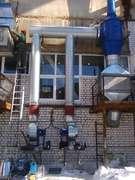 Монтаж вентиляции, дымоходов кондиционеров.