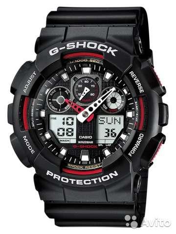 Спортивные часы G-Shock от Casio