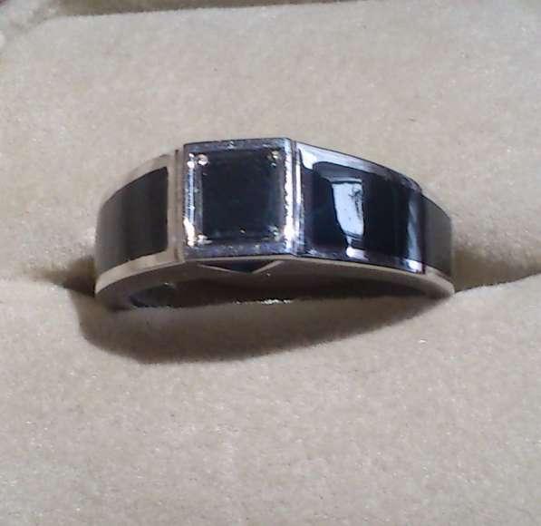 Стильное мужское кольцо в Екатеринбурге фото 3