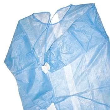 Одноразовые медицинские халаты