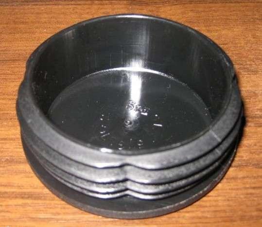 Пластиковые заглушки для металлических труб. Краснодар