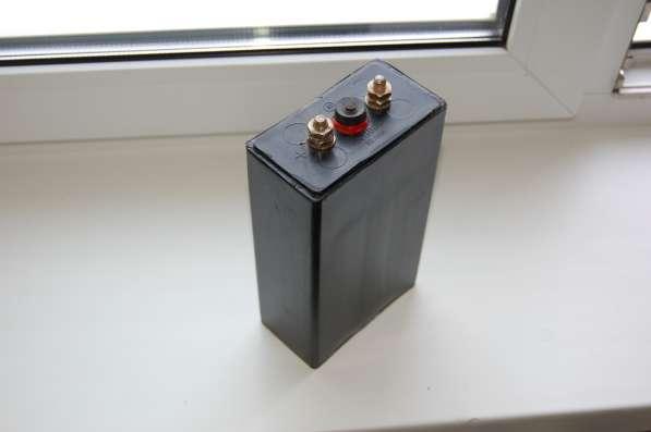 Щелочная марганцево-цинковый аккумулятор МЦ100Н.