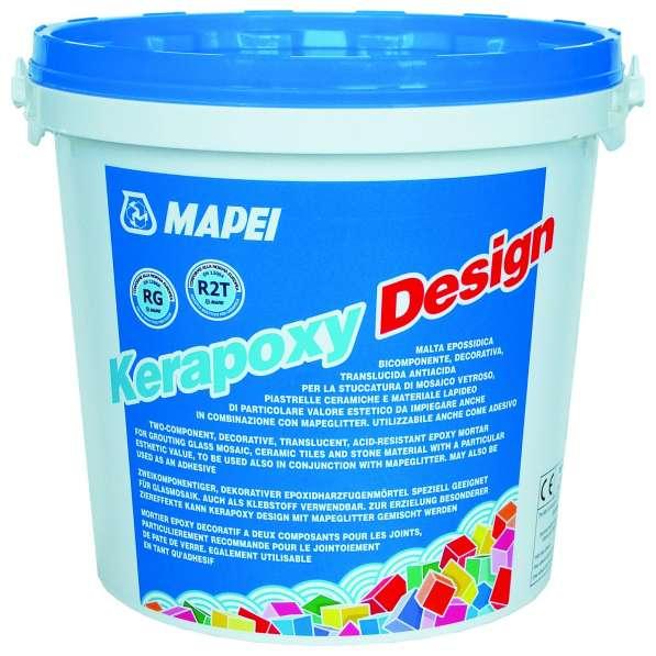 Эпоксидная 2-х компонентная затирка для швов Kerapoxy Design
