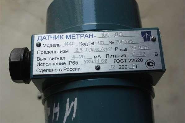 Датчик разности давлений метран - 100 ДД