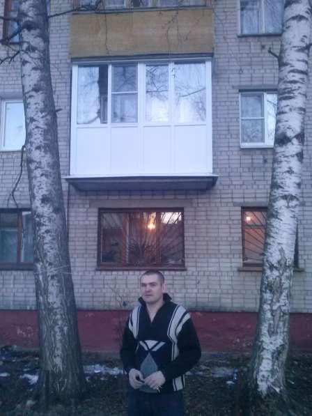 Окна, двери, балконы, лоджии в Нижнем Новгороде