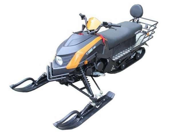 Снегоход модульный Cronus ТТ 200P (лидер продаж)