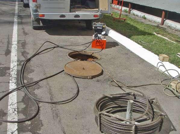 Ремонт наружной канализации бестраншейным способом