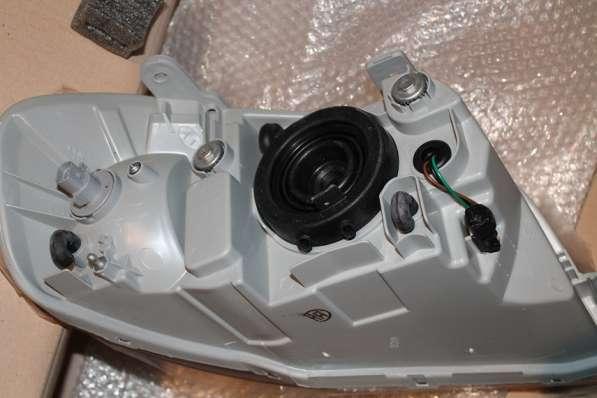 Фара AVEO (T250) <08 левая седан б/кор 96650521