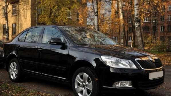 Прокат автомобиля шкода октавия для свадеб и т. д