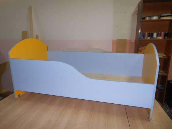 Детская кровать кд-03