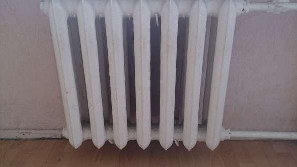 Продам радиатор чугунный 7 секций б\у