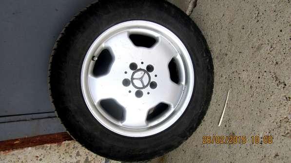 продаю комплект колес б/у