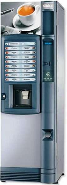 Продажа кофейных автоматов в Иркутске, других регионах и по