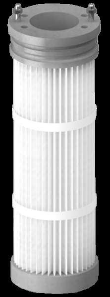 Фильтрующие картриджи (элемент) серии FGV, FGS