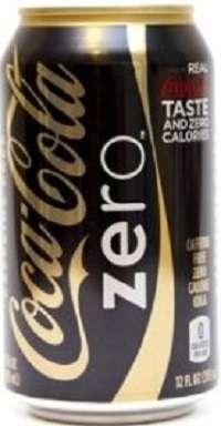 """Coca-Cola"" Zero (Кока-Кола Зеро), 0,355 литров,США"