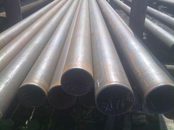 Трубы металлические б/у, восстановленные