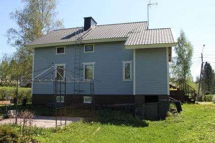 Дом в г. Иматре, Финляндия