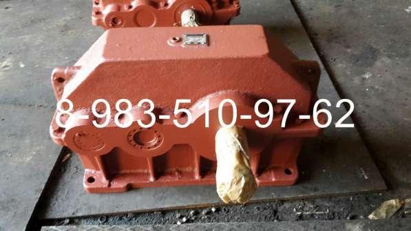 Редуктор 1Ц2У-250 -31,5.