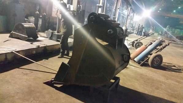 JCB-205 ковши усиленные для полноповоротных экскаваторов