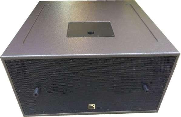 l-acoustics SB 118 сабвуферы для райдера