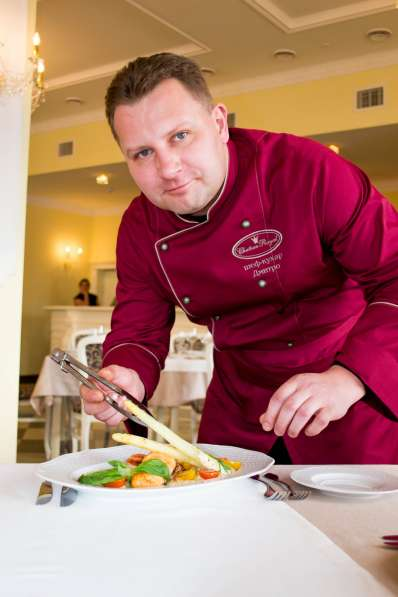 Шеф повар открывает рестораны с нуля!