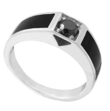 Стильное мужское кольцо в Екатеринбурге фото 4